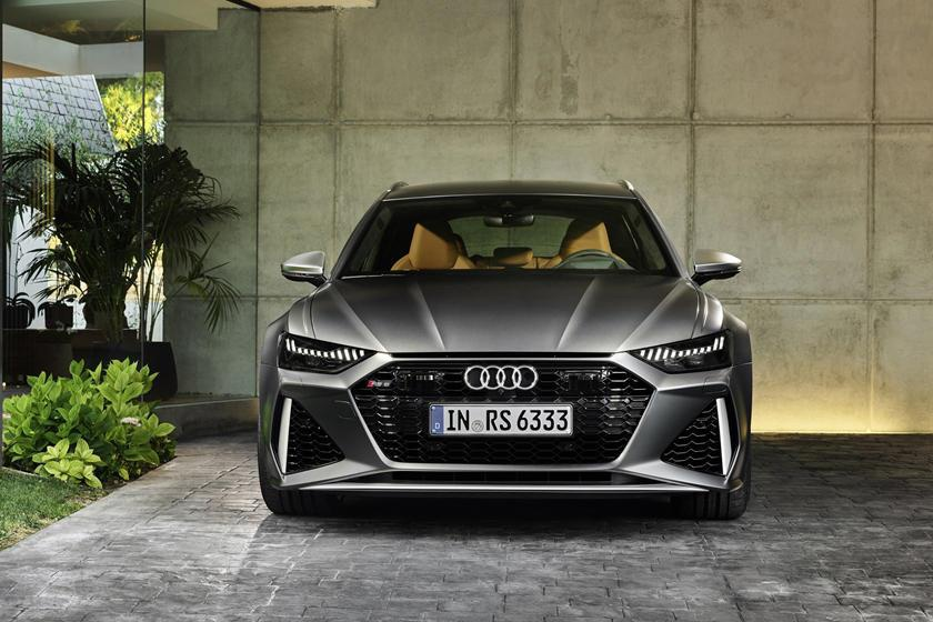 Audi RS6 dau voi Mercedes-AMG E63 anh 9