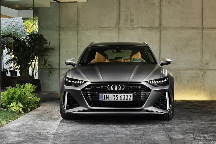 Audi RS6 dau voi Mercedes-AMG E63 - tran chien xe gia dinh hang sang hinh anh 9