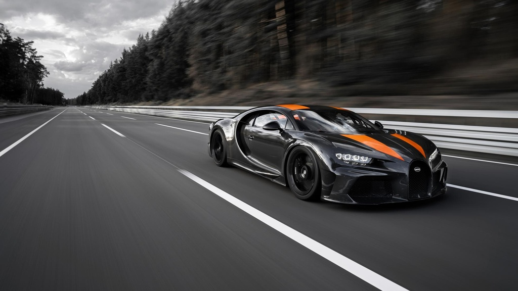 Bugatti Chiron pha ky luc toc do anh 5