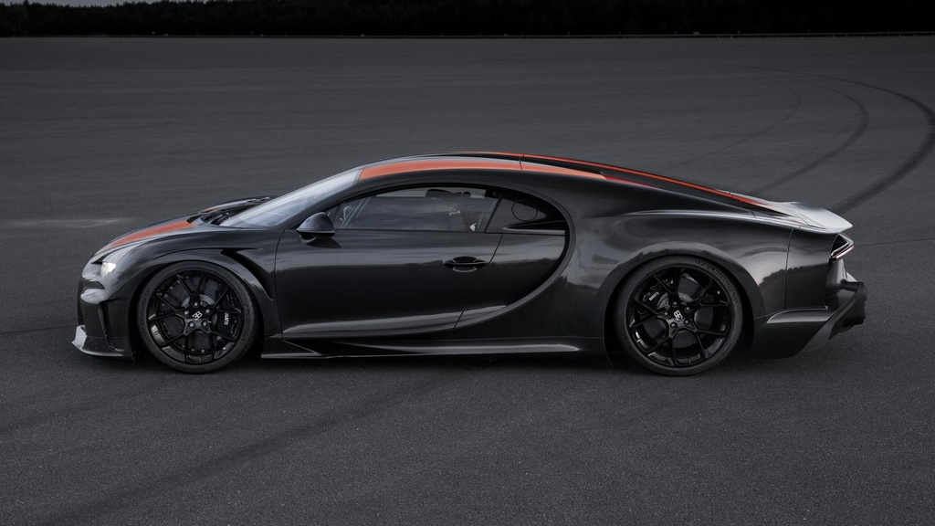 Bugatti Chiron pha ky luc toc do anh 7