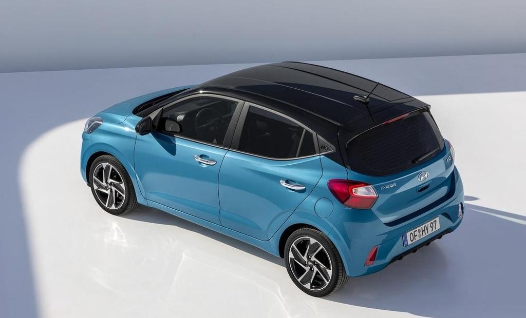 Hyundai i10 2020 khac gi ban cu anh 13