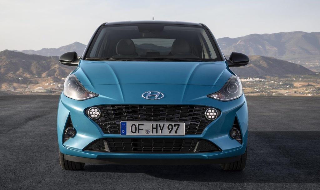 Hyundai i10 2020 khac gi ban cu anh 1