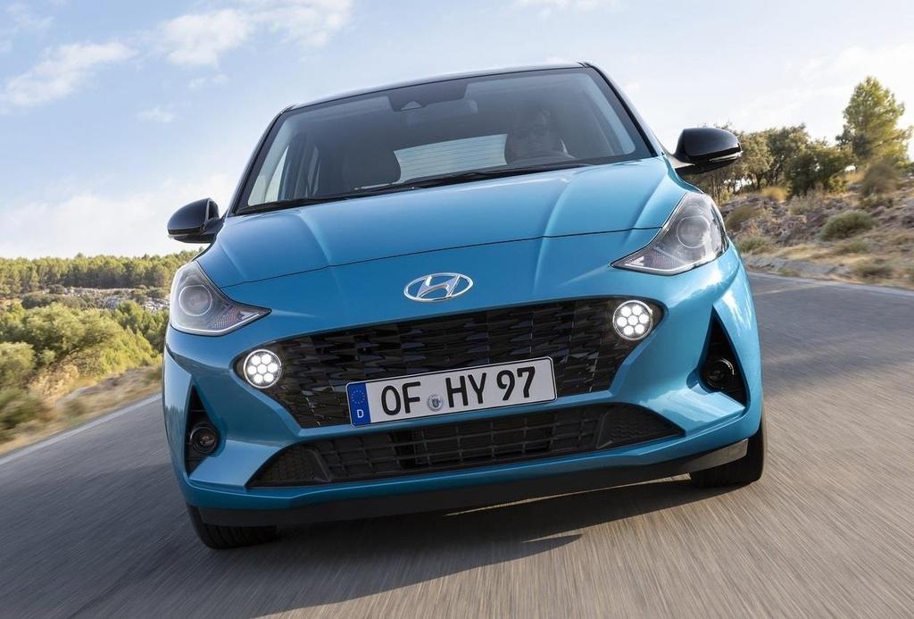 Hyundai i10 2020 khac gi ban cu anh 5