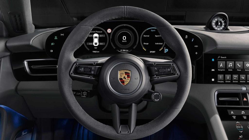 Porsche Taycan 2020 ra mat anh 9