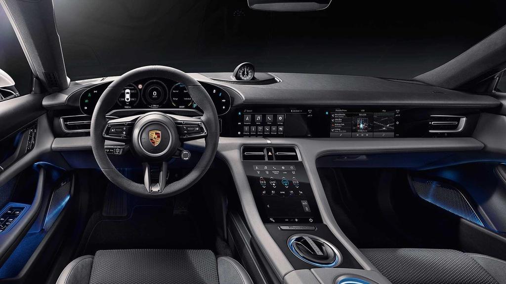 Porsche Taycan 2020 ra mat anh 5