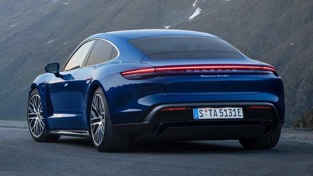 Porsche Taycan 2020 ra mat anh 6