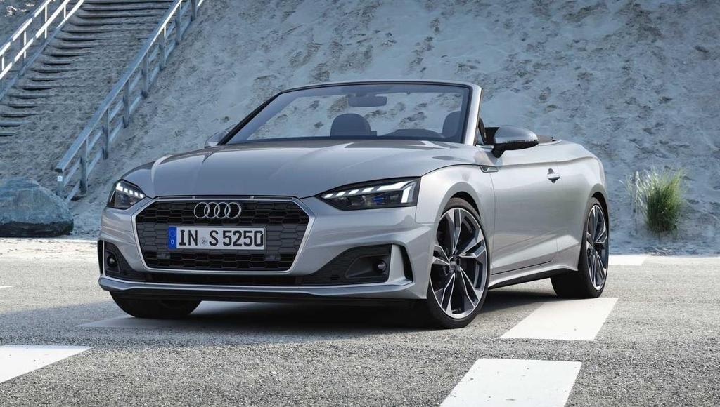 Audi A5 va S5 2020 ra mat, Audi khoe 'hap dan hon bao gio het' hinh anh 7