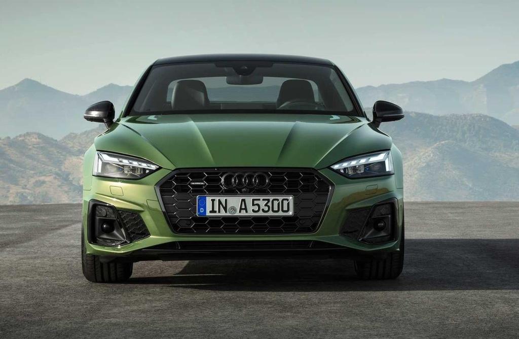 Audi A5 va S5 2020 ra mat, Audi khoe 'hap dan hon bao gio het' hinh anh 1