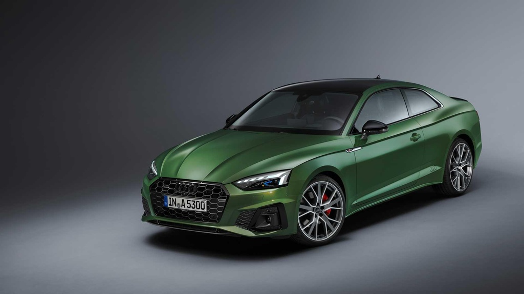 Audi A5 va S5 2020 ra mat, Audi khoe 'hap dan hon bao gio het' hinh anh 2