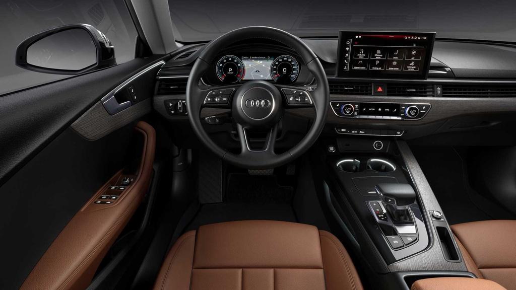 Audi A5 va S5 2020 ra mat, Audi khoe 'hap dan hon bao gio het' hinh anh 9