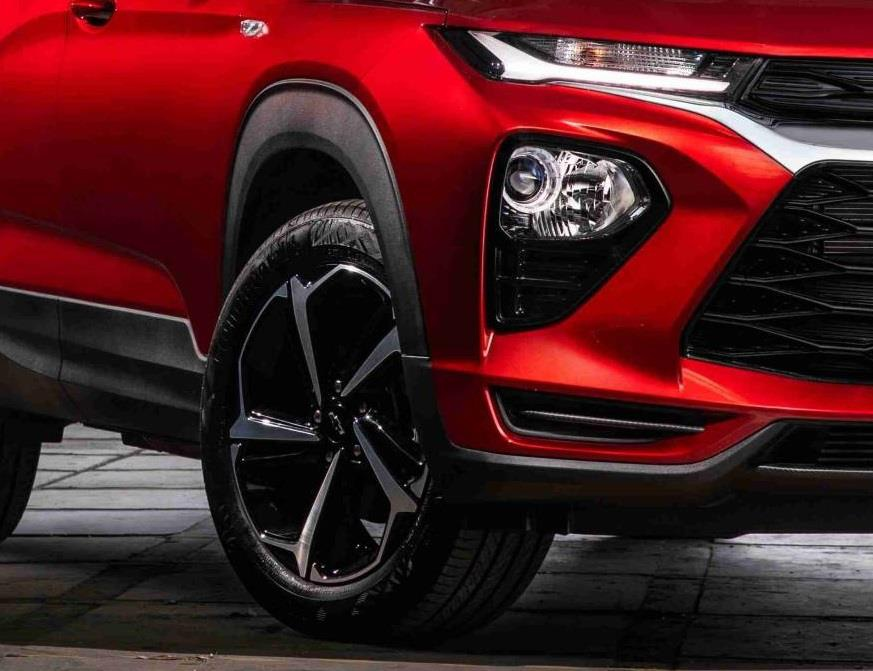 Chevrolet Trailblazer 2020 'made in China' anh 9