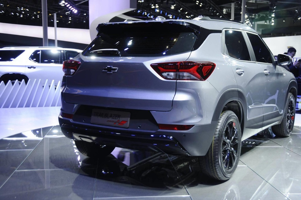 Chevrolet Trailblazer 2020 'made in China' anh 4