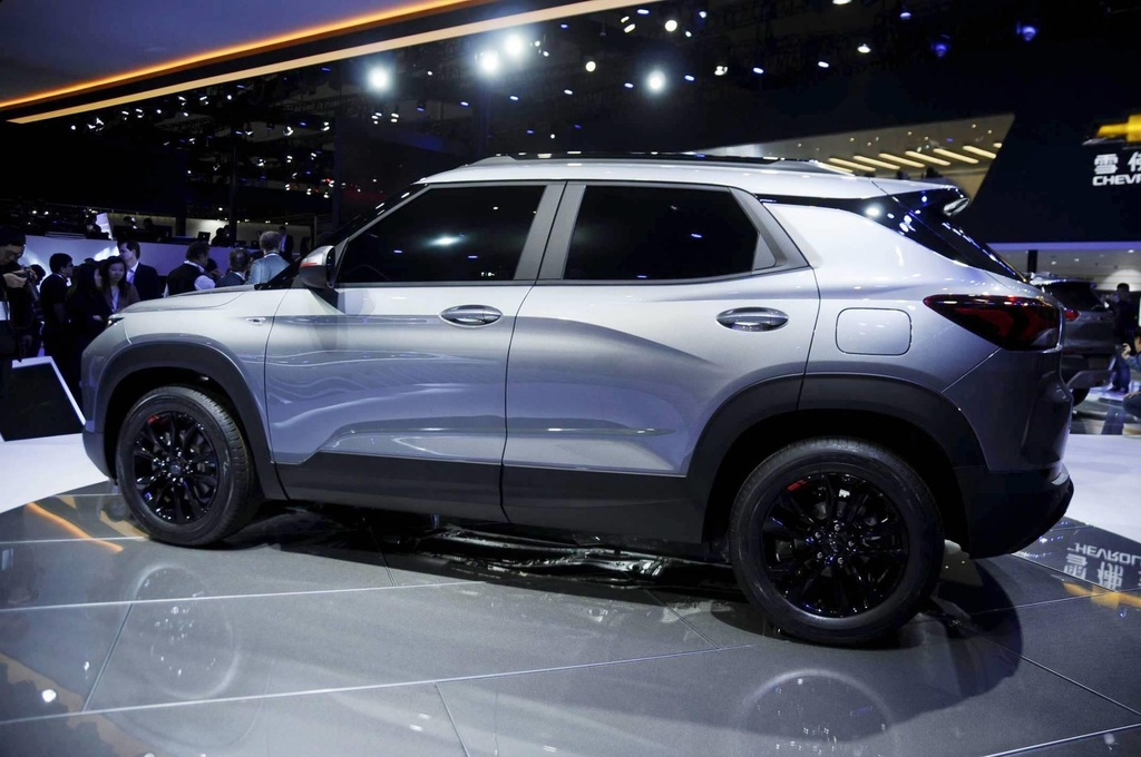 Chevrolet Trailblazer 2020 'made in China' anh 6