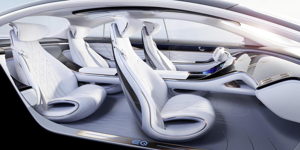 concept xe dien tuong lai cua Mercedes anh 7