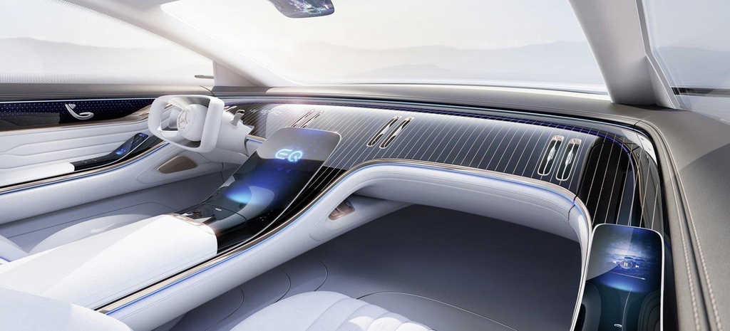 concept xe dien tuong lai cua Mercedes anh 5