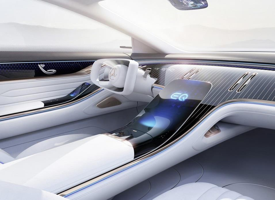 concept xe dien tuong lai cua Mercedes anh 8