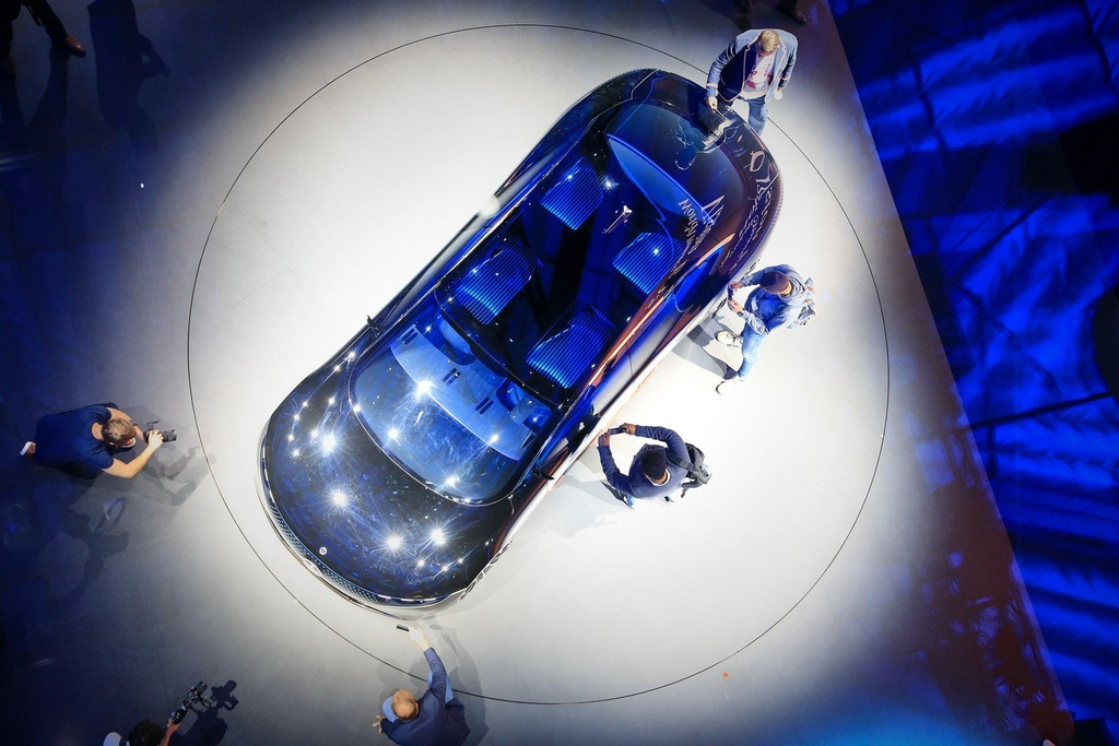 concept xe dien tuong lai cua Mercedes anh 9