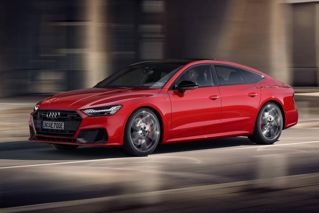 Audi ra mat A7 Sportback manh nhat anh 8