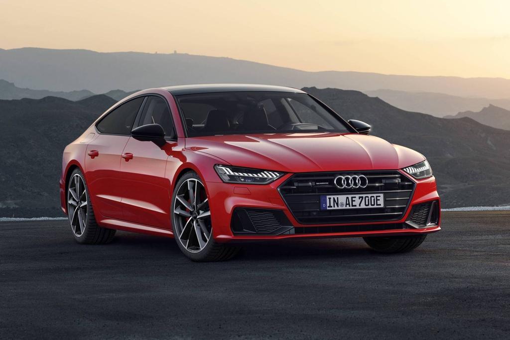 Audi ra mat A7 Sportback manh nhat anh 3