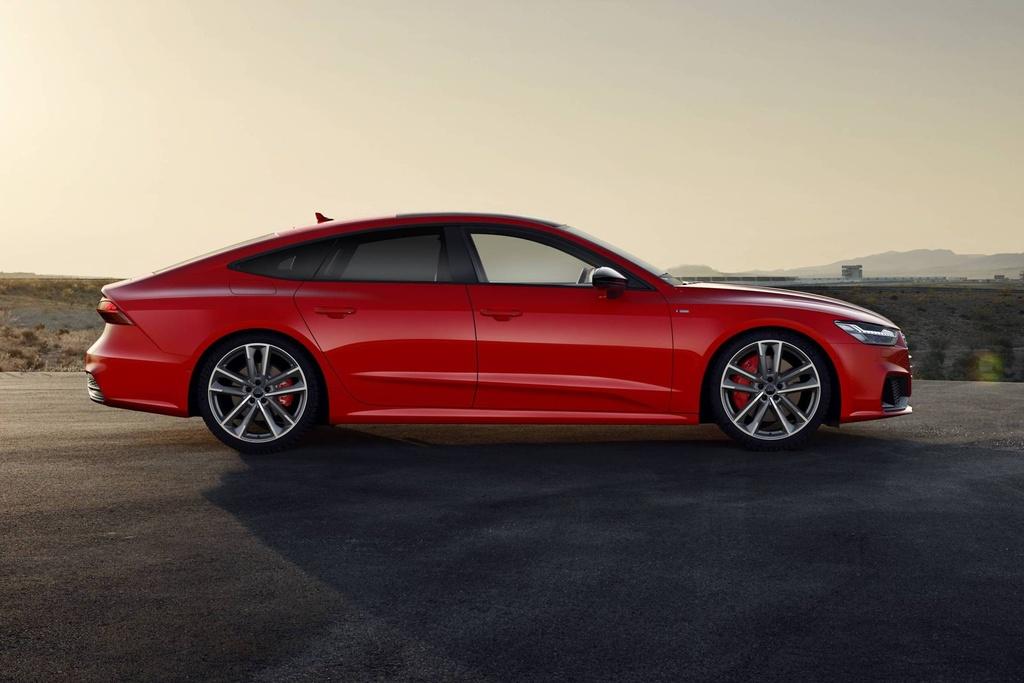 Audi ra mat A7 Sportback manh nhat anh 5