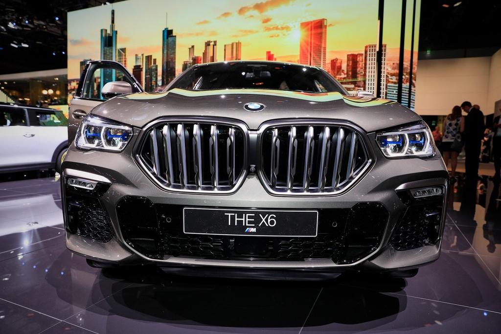 BMW X6 the he moi lo dien, 'qua than' ham ho, suc manh an tuong hinh anh 3
