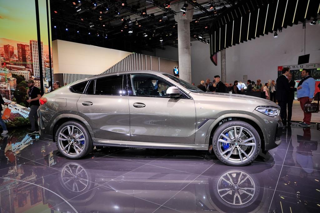 BMW X6 the he moi lo dien, 'qua than' ham ho, suc manh an tuong hinh anh 8