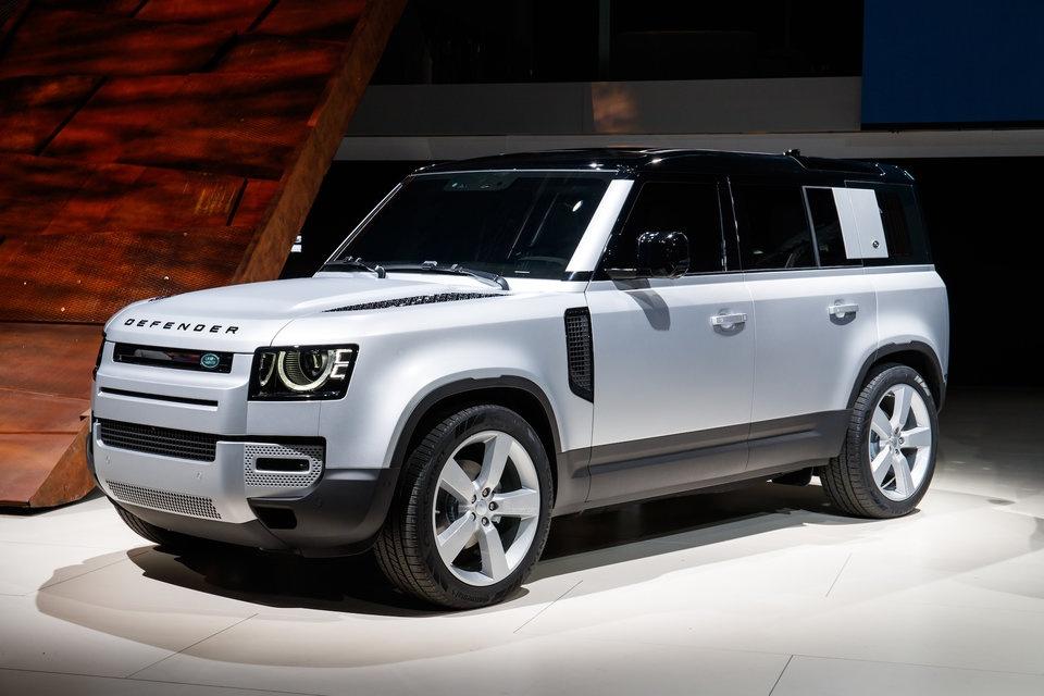 Land Rover Defender 2020 chinh thuc ra mat, la lam va cuc mich hinh anh 1