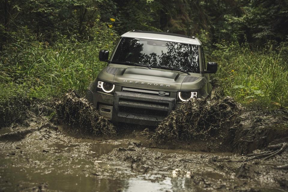 Land Rover Defender 2020 chinh thuc ra mat, la lam va cuc mich hinh anh 3
