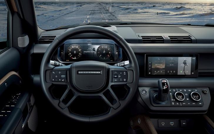 Land Rover Defender 2020 chinh thuc ra mat, la lam va cuc mich hinh anh 14