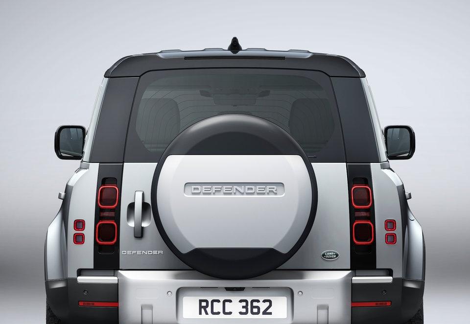 Land Rover Defender 2020 chinh thuc ra mat, la lam va cuc mich hinh anh 2