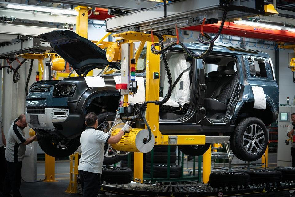 Land Rover Defender 2020 chinh thuc ra mat, la lam va cuc mich hinh anh 9