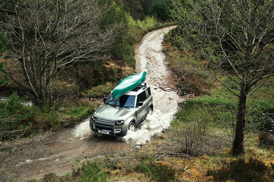 Land Rover Defender 2020 chinh thuc ra mat, la lam va cuc mich hinh anh 5