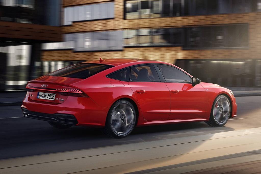 Audi ra mat A7 Sportback manh nhat anh 7