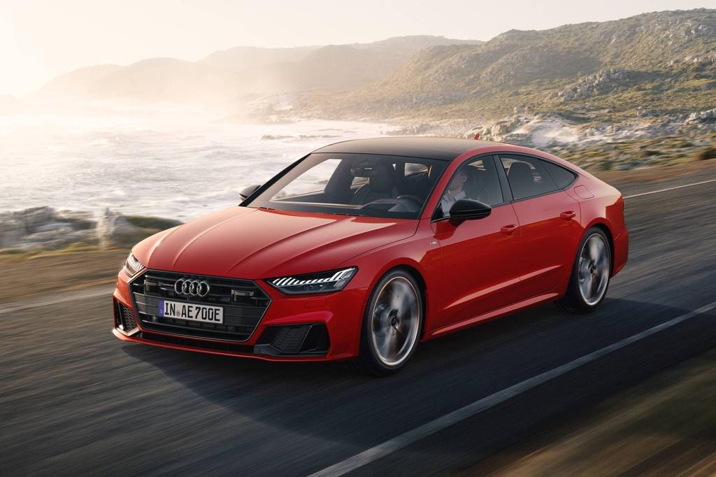 Audi ra mat A7 Sportback manh nhat anh 6