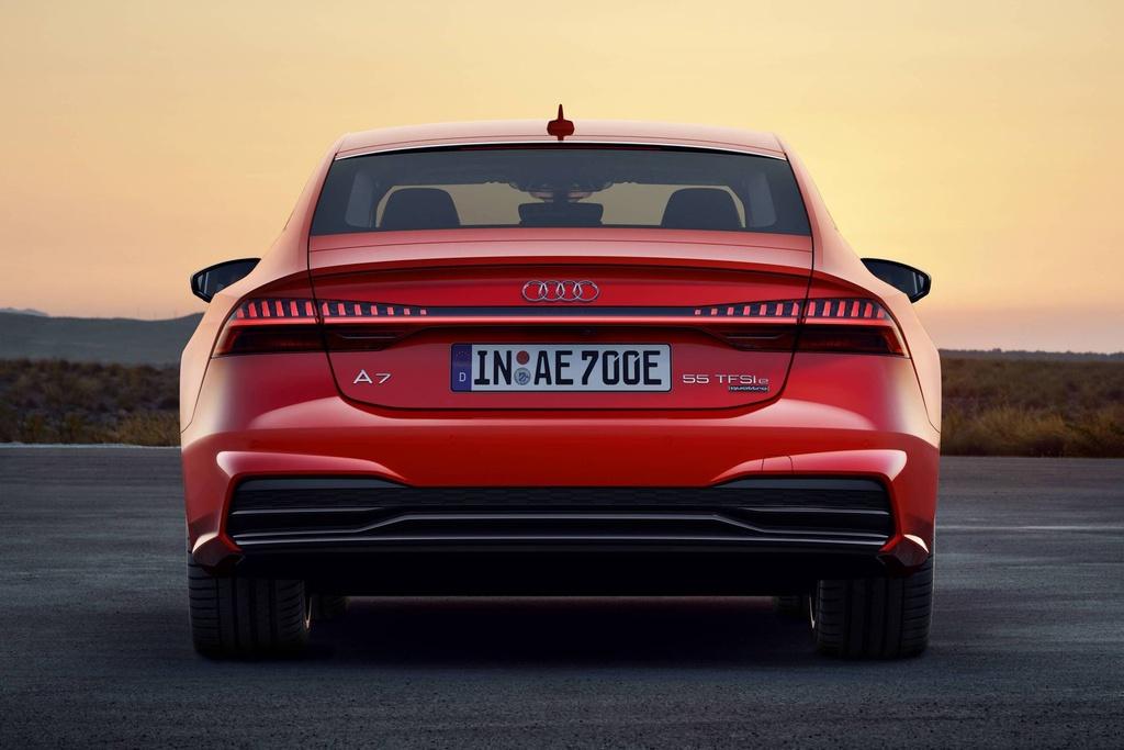 Audi ra mat A7 Sportback manh nhat anh 2