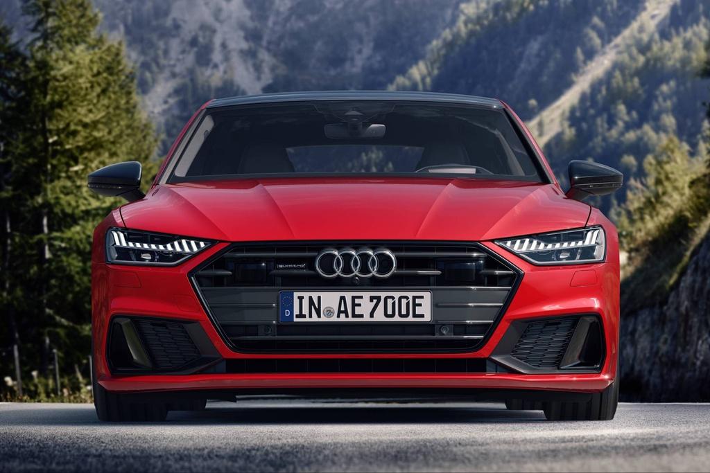 Audi ra mat A7 Sportback manh nhat anh 1