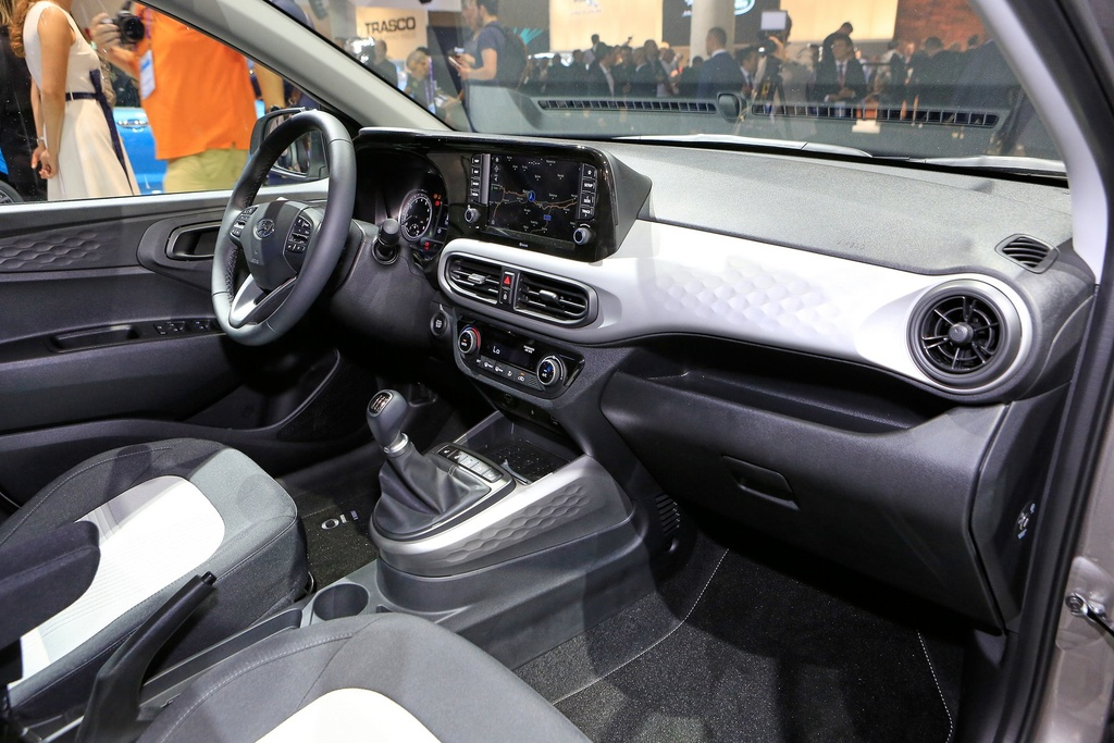 Hyundai i10 2020 co ban chau Au anh 8