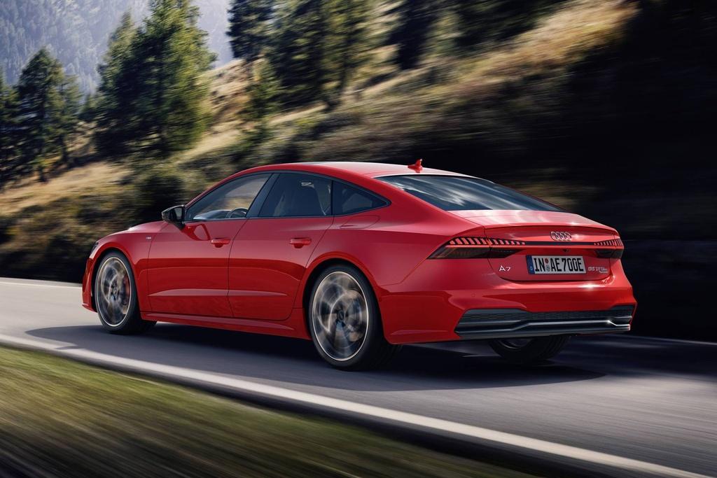 Audi ra mat A7 Sportback manh nhat anh 4