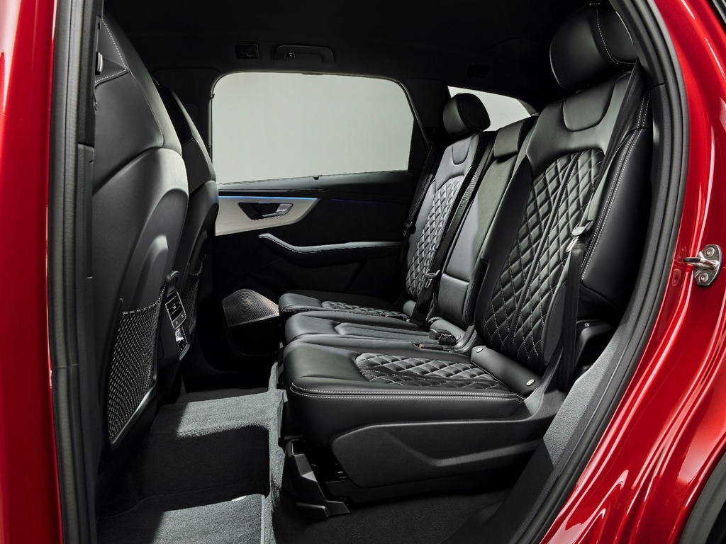 Audi Q7 2020 xuat hien, noi that sang va hien dai hinh anh 7