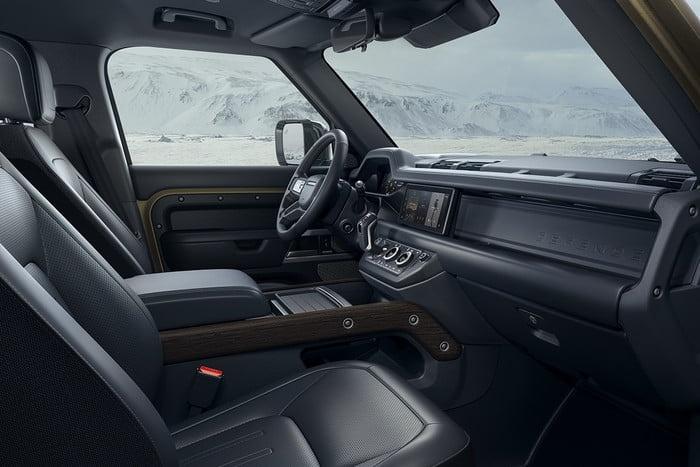 Land Rover Defender 2020 chinh thuc ra mat, la lam va cuc mich hinh anh 11