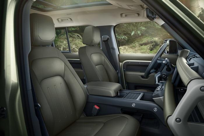Land Rover Defender 2020 chinh thuc ra mat, la lam va cuc mich hinh anh 12