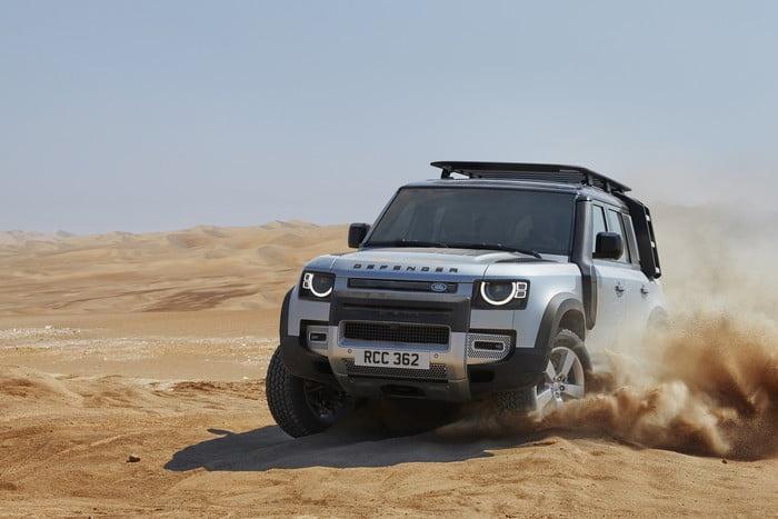 Land Rover Defender 2020 chinh thuc ra mat, la lam va cuc mich hinh anh 18