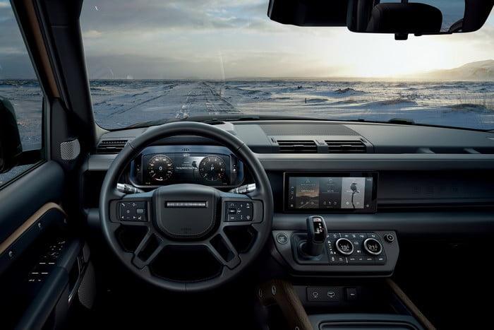 Land Rover Defender 2020 chinh thuc ra mat, la lam va cuc mich hinh anh 10