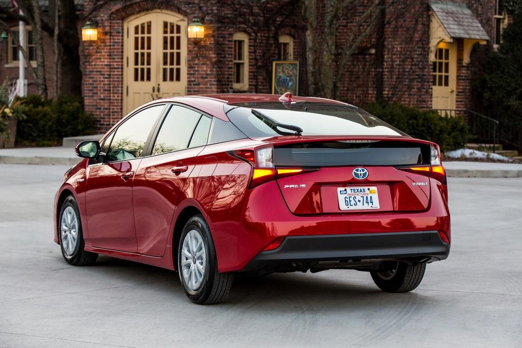 Toyota nang cap Prius 2020 anh 5