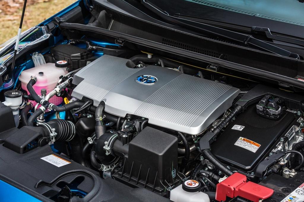 Toyota nang cap Prius 2020 anh 4