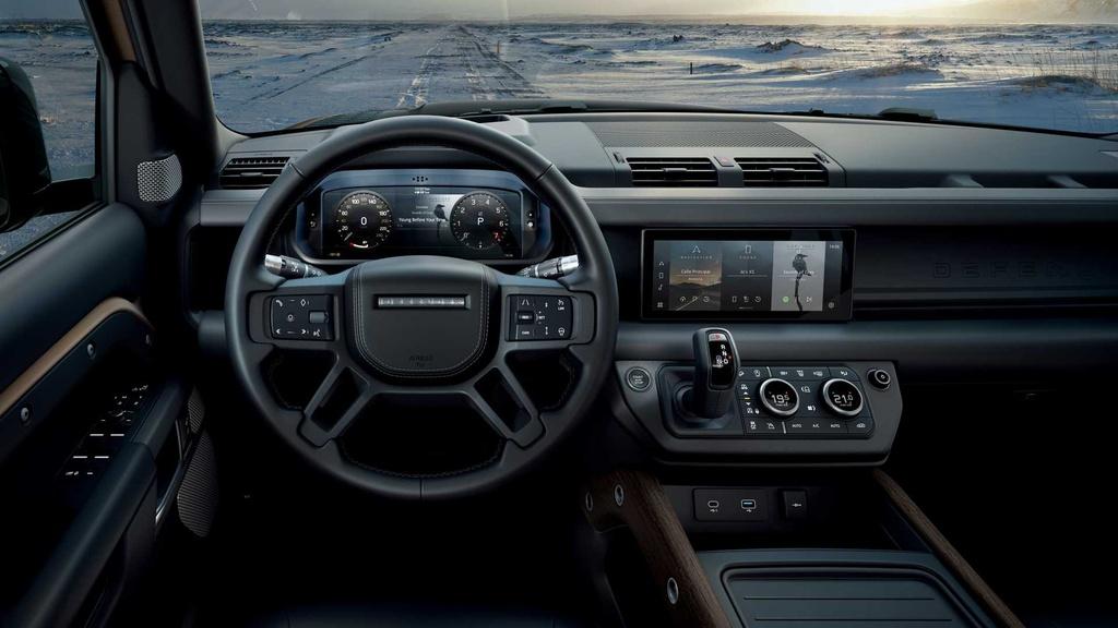 Land Rover Defender moi va cu anh 14