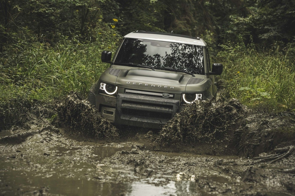 day la ly do land rover defender 2020 khong co phien ban so san
