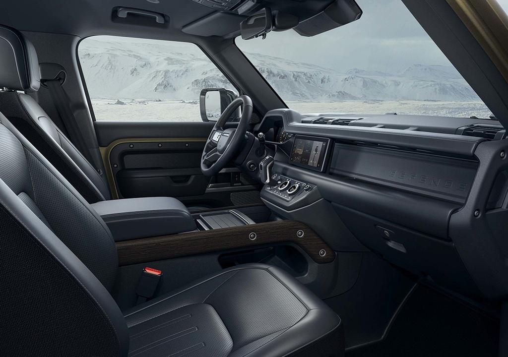 Day la ly do Land Rover Defender 2020 khong co phien ban so san hinh anh 10