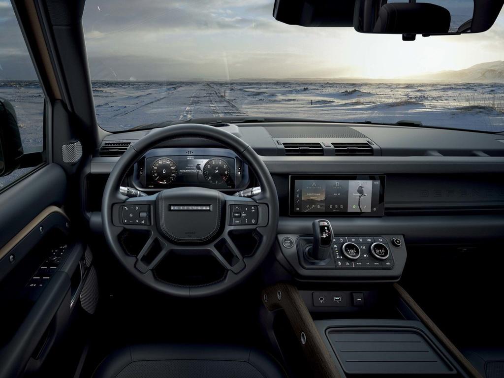 Day la ly do Land Rover Defender 2020 khong co phien ban so san hinh anh 8