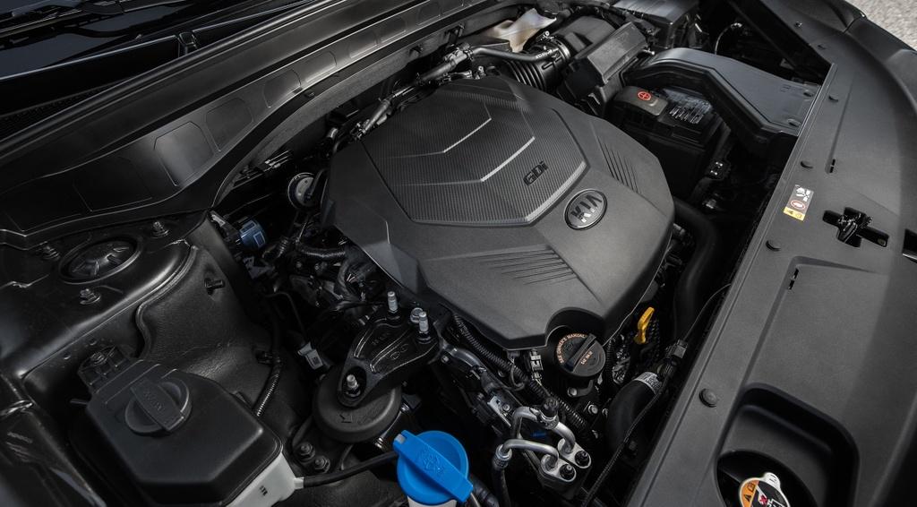 Kia Telluride 2020 dau voi Ford Explorer 2020 - bai binh phuc han hinh anh 5